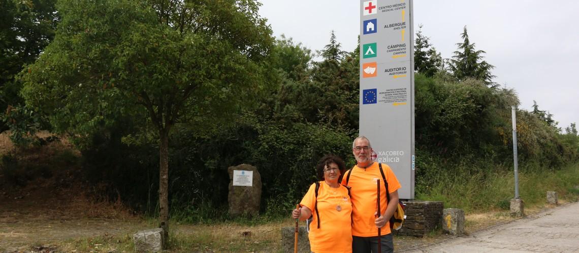Etapa 6: De Arca a Santiago de Compostela